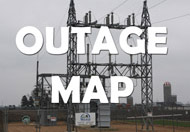McLeod Outage Map